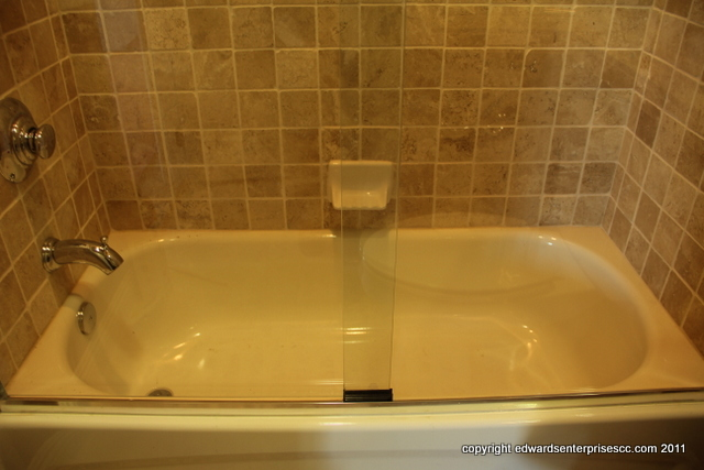 How to install hardiebacker board in a shower tub surround bathroom - Installing tile around bathtub ...
