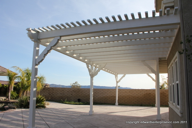 Granada Hills Patio Cover Gazebo Repairs Installs - Patio repairs