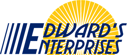 Edward's Enterprises Dry Wall Repairs Logo