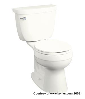 91354 and 91355 Apartment Turnover Service: New Toilets are often installed in our Apartment Building Owner's properties.
