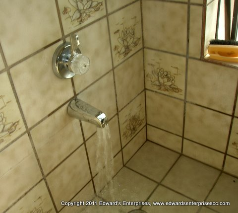 Shower Plumbing Repaired Installed In Santa Clarita