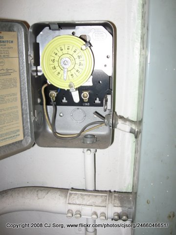 Edward's Enterprises  Timer Service: Timers replaced or repaired.