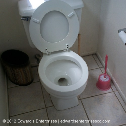Toilet Repair by Edward's Enterprises