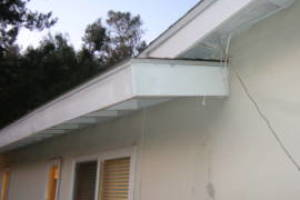 Carpentry Fascia Dryrot Renovation - Carpentry