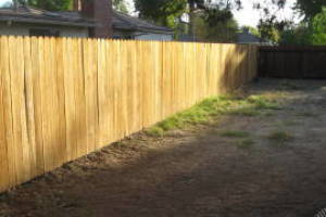 Carpentry Fence Stain Refinish