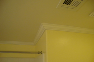 Carpentry Moulding Home Remodel - Carpentry