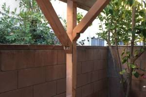 Carpentry Patio Cover Rebuild