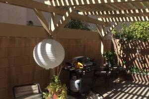 Carpentry Patio Cover Rebuild - Carpentry