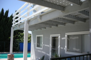 Carpentry Patio Cover Remodel - Carpentry