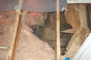 Carpentry Sublfloor Replacement Insulation - Carpentry