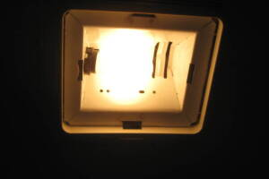 Electrical Bath Exhaust Light Fix - Electrical