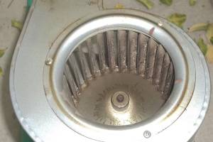 Electrical Kitchen Hood Motor Cleaning - Electrical