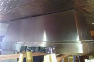 Electrical Kitchen Hood Motor Replacement - Electrical