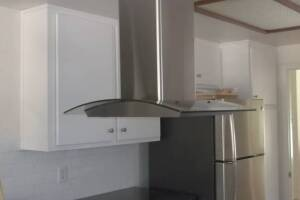 Electrical Kitchen Hood Move - Electrical