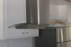 Electrical Kitchen Hood Move