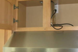 Electrical Kitchen Hood Upgrade - Electrical