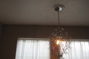 Electrical Lighting Fixture Install - Electrical