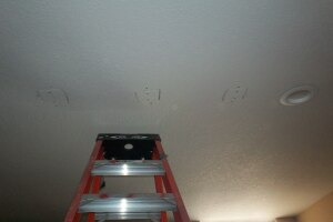 Electrical Recessed Light New Installation - Electrical
