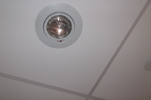 Electrical Recessed Light Retail Repair - Electrical