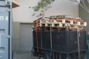 Hauling Business Pallet Packing - Hauling