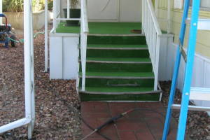 Landscaping Pressure Washing Mobile Home - Landscaping
