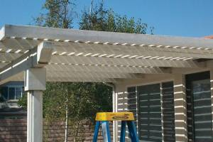 Landscaping Pressure Washing Patio Cover - Landscaping