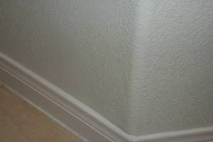 Painting Drywall Baseboard Plaster Repair - Painting