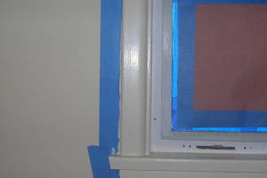 Painting Drywall Fire Damage Repairs