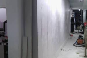 Painting Drywall Retail Store Repairs - Painting