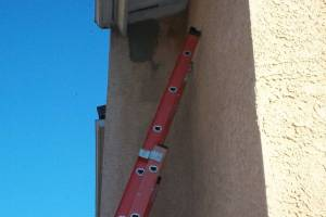 Painting Stucco Hole Patch Texture