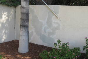 Painting Stucco Home Patching Repairs - Painting