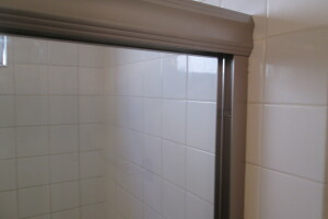 Plumbing Tub Shower Door Replacement - Plumbing