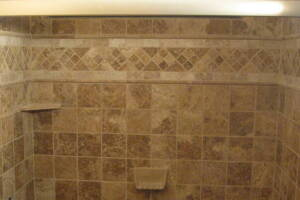 Plumbing Tub Shower Bath Tile Remodel - Plumbing
