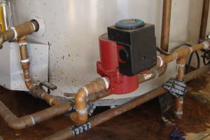 Plumbing Water Heater Replacement Home - Plumbing