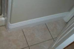 Remodel Bathroom Paint Plumbing Repairs - Remodeling
