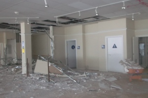 Remodel Commercial Demolition Retail Space - Remodeling