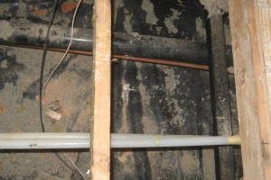 Remodel Renovation Subfloor Repairs
