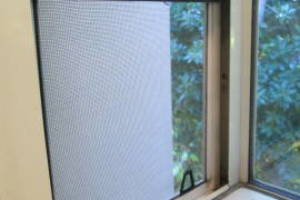 Repair Apartment Install Window Screen