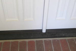 Repair Door Home Front Threshold
