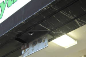 Repair Door Retail Concealed Closer