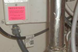 Repair Retail Instant Water Heater Replaced - Repair