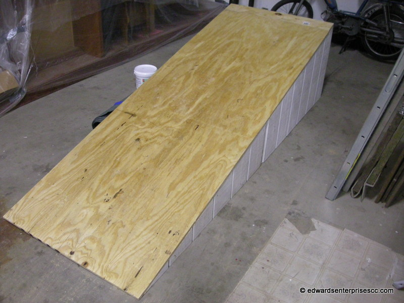 Wooden Wheelchair Ramps Wood