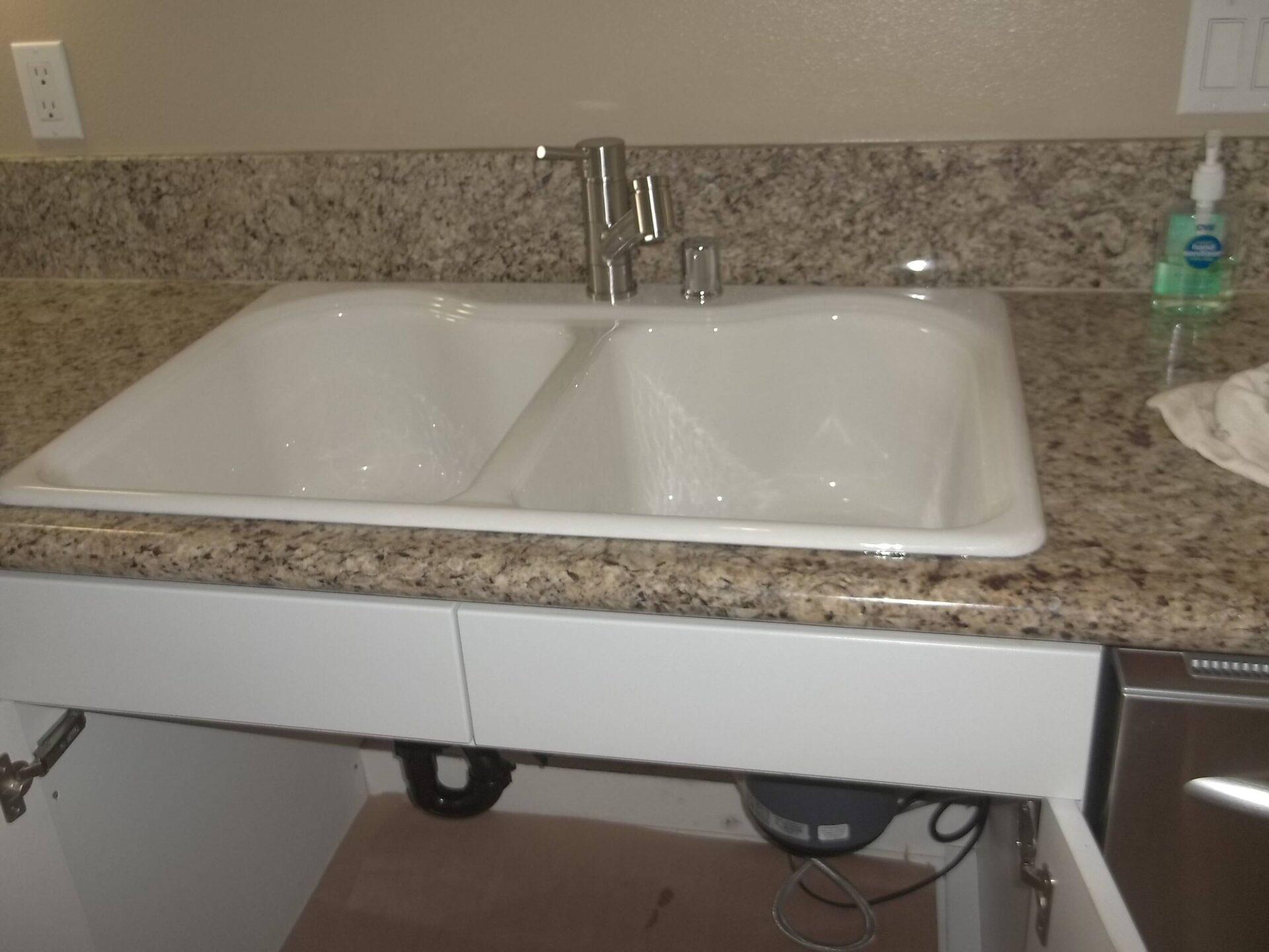 Bathroom Sink Installation Amp Kitchen Sink Plumbing Repair