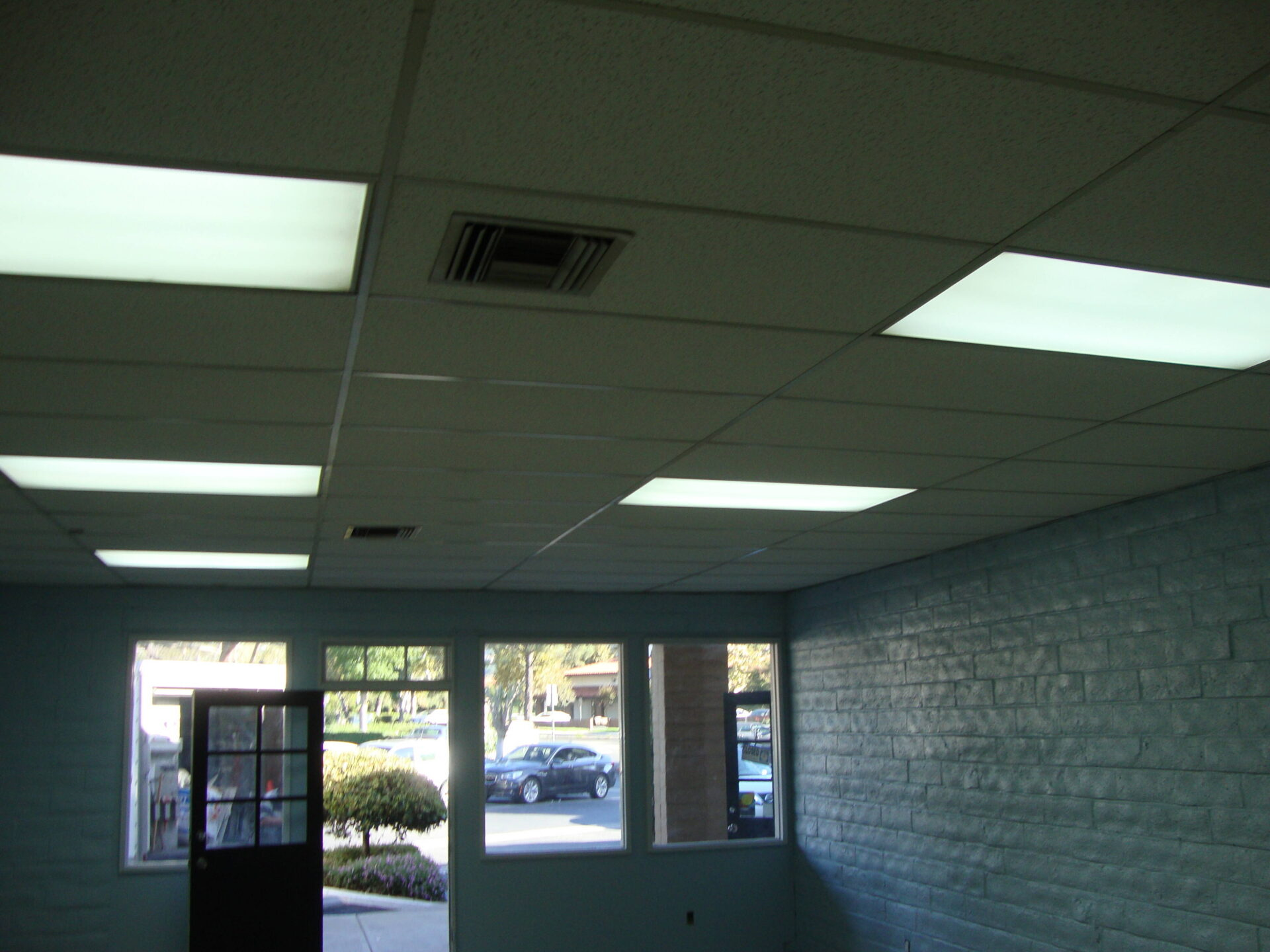Drop Ceiling Tile Installs T Bar Ceiling Grid Repairs Replacement - Ceiling tile repair kit