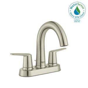 Grohe Veletto bathroom faucet