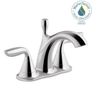 Kohler Willamette bathroom faucet