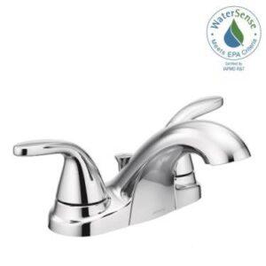 Moen Adler bathroom faucet