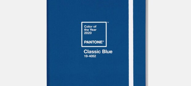 Color of the Year 2020, PANTONE. Classic Blue, 19-4052
